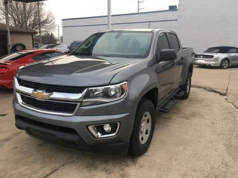 2020 Chevrolet Colorado for sale at Quality Auto Sales LLC in Garland TX