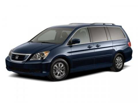 2010 Honda Odyssey for sale at JEFF HAAS MAZDA in Houston TX