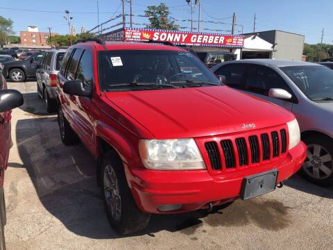 2000 Jeep Grand Cherokee for sale at Sonny Gerber Auto Sales in Omaha NE