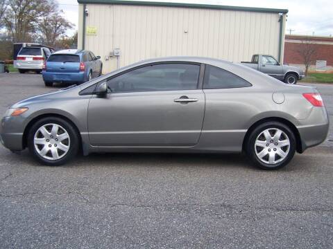 2007 Honda Civic for sale at Darin Grooms Auto Sales in Lincolnton NC