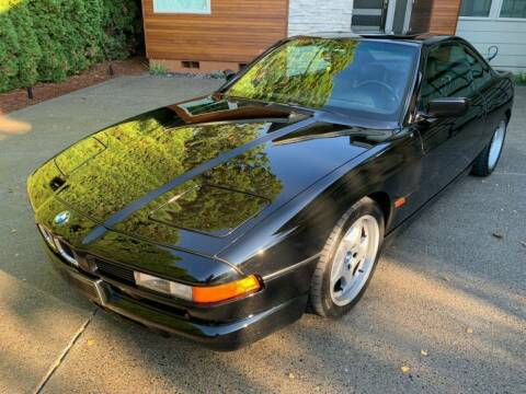 1994 BMW 8 Series for sale at NJ Enterprises in Indianapolis IN