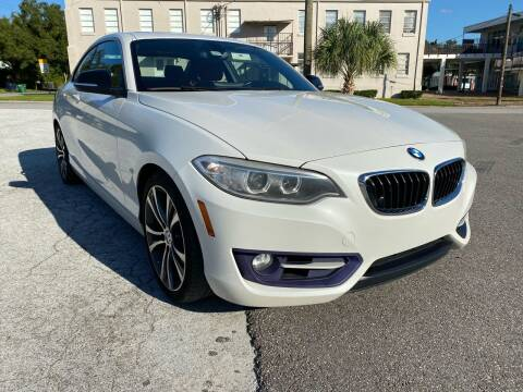 2014 BMW 2 Series for sale at Consumer Auto Credit in Tampa FL