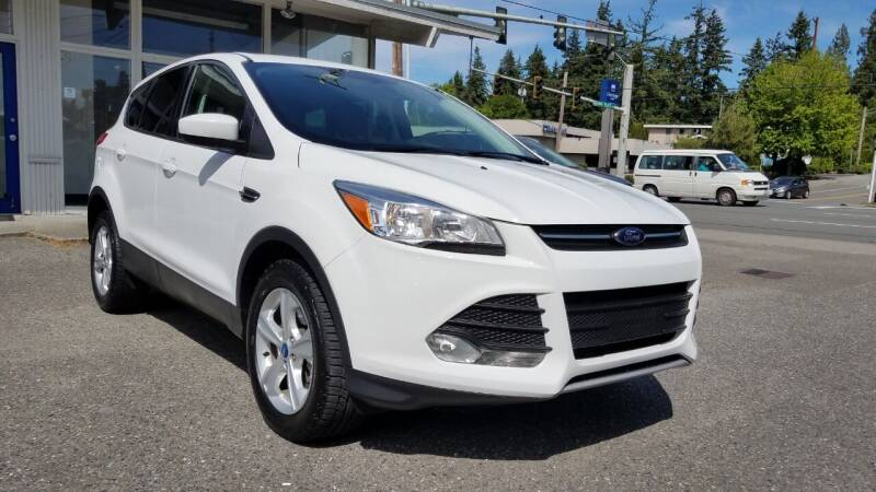 2014 Ford Escape for sale at Seattle's Auto Deals in Everett WA