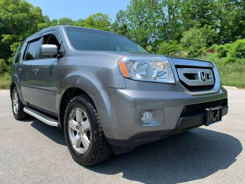 2009 Honda Pilot for sale at Auto Warehouse in Poughkeepsie NY