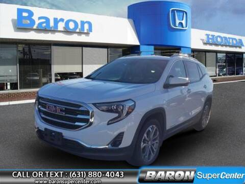2018 GMC Terrain for sale at Baron Super Center in Patchogue NY