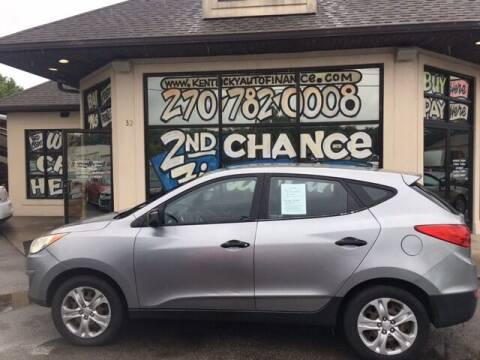 2010 Hyundai Tucson for sale at Kentucky Auto Sales & Finance in Bowling Green KY