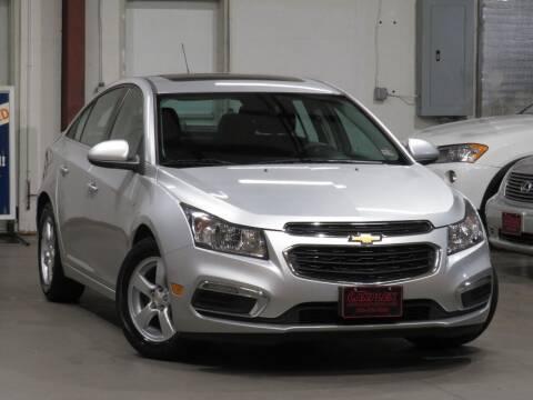 2015 Chevrolet Cruze for sale at CarPlex in Manassas VA