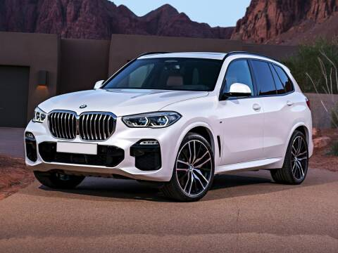 2021 BMW X5 for sale at BMW OF NEWPORT in Middletown RI