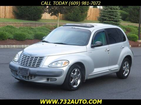 2002 Chrysler PT Cruiser for sale at Absolute Auto Solutions in Hamilton NJ