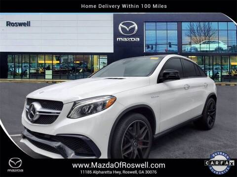 2016 Mercedes-Benz GLE for sale at Mazda Of Roswell in Roswell GA