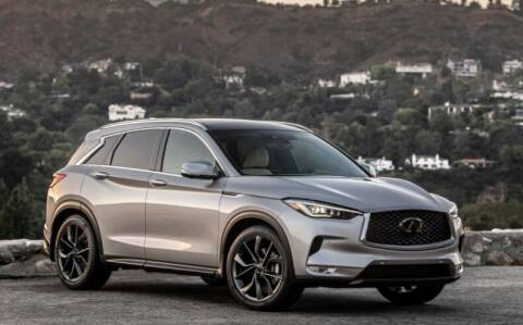 2021 Infiniti QX50 for sale at Diamante Leasing in Brooklyn NY