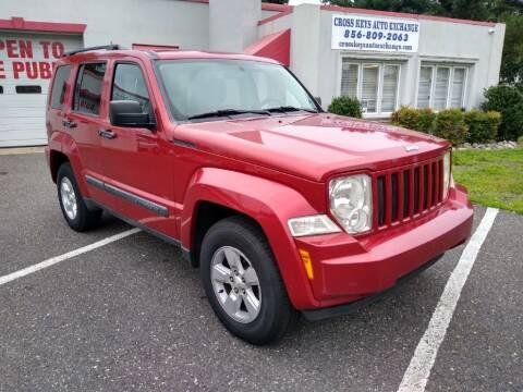 2009 Jeep Liberty for sale at Cross Keys Auto Exchange in Berlin NJ