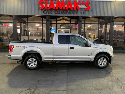 2017 Ford F-150 for sale at Siamak's Car Company llc in Salem OR