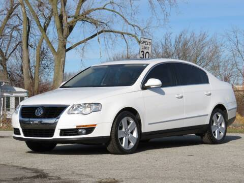 2009 Volkswagen Passat for sale at Tonys Pre Owned Auto Sales in Kokomo IN