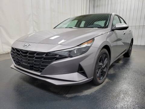 2021 Hyundai Elantra for sale at Elhart Automotive Campus in Holland MI