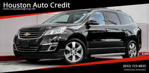 2015 Chevrolet Traverse for sale at Houston Auto Credit in Houston TX