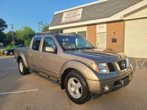 2007 Nissan Frontier for sale at Auto Expo in Norfolk VA
