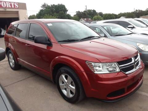 2013 Dodge Journey for sale at Auto Haus Imports in Grand Prairie TX