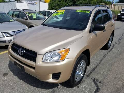 2010 Toyota RAV4 for sale at Howe's Auto Sales in Lowell MA