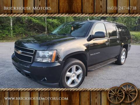 2008 Chevrolet Suburban for sale at Brickhouse Motors in Brentwood NH