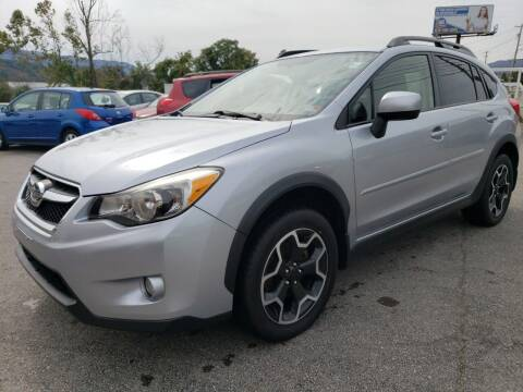 2014 Subaru XV Crosstrek for sale at Salem Auto Sales in Salem VA