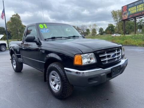 2001 Ford Ranger for sale at Newcombs Auto Sales in Auburn Hills MI