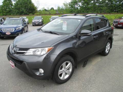 2013 Toyota RAV4 for sale at Percy Bailey Auto Sales Inc in Gardiner ME