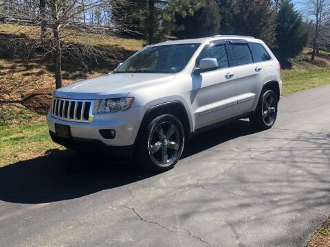 2013 Jeep Grand Cherokee for sale at Economy Auto Sales in Dumfries VA