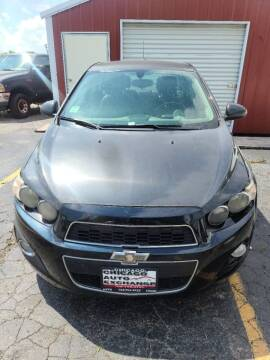 2015 Chevrolet Sonic for sale at Chicago Auto Exchange in South Chicago Heights IL