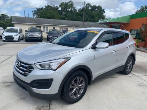 2013 Hyundai Santa Fe Sport for sale at Galaxy Auto Service, Inc. in Orlando FL