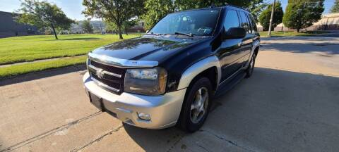 2008 Chevrolet TrailBlazer for sale at World Automotive in Euclid OH