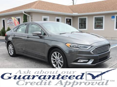 2017 Ford Fusion for sale at Universal Auto Sales in Plant City FL