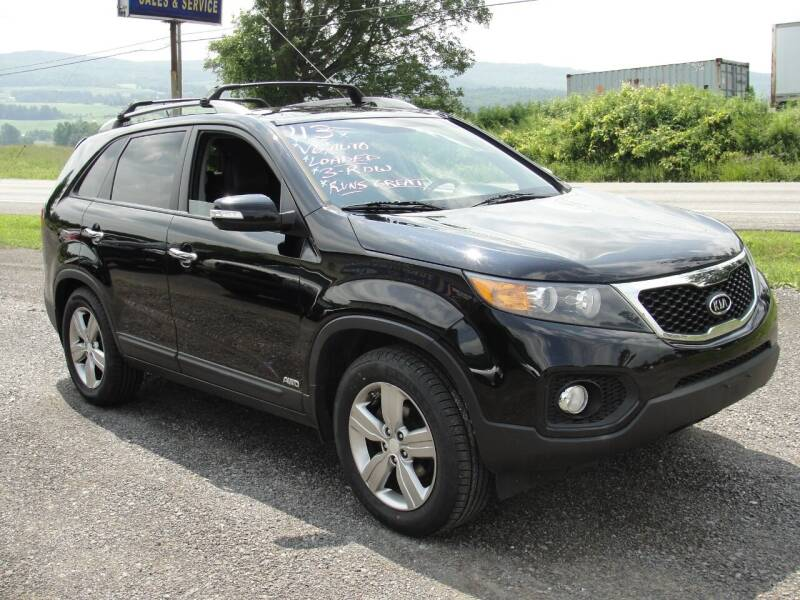 2013 Kia Sorento for sale at Turnpike Auto Sales LLC in East Springfield NY