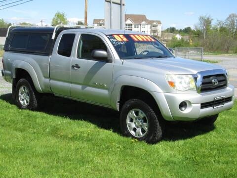 2005 Toyota Tacoma for sale at Saratoga Motors in Gansevoort NY