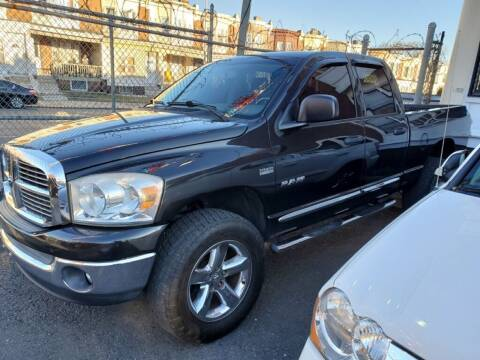 2008 Dodge Ram Pickup 1500 for sale at Rockland Auto Sales in Philadelphia PA