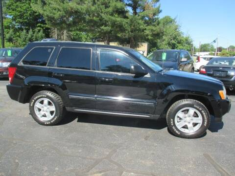 2007 Jeep Grand Cherokee for sale at Home Street Auto Sales in Mishawaka IN