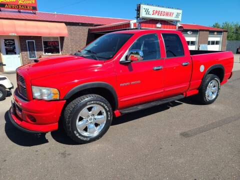 2004 Dodge Ram Pickup 1500 for sale at Rum River Auto Sales in Cambridge MN