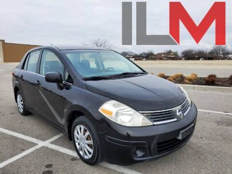 2009 Nissan Versa for sale at INDY LUXURY MOTORSPORTS in Fishers IN