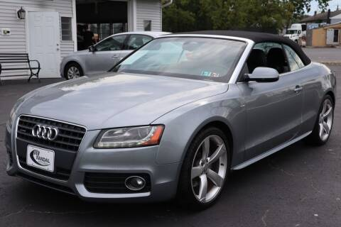 2011 Audi A5 for sale at Randal Auto Sales in Eastampton NJ