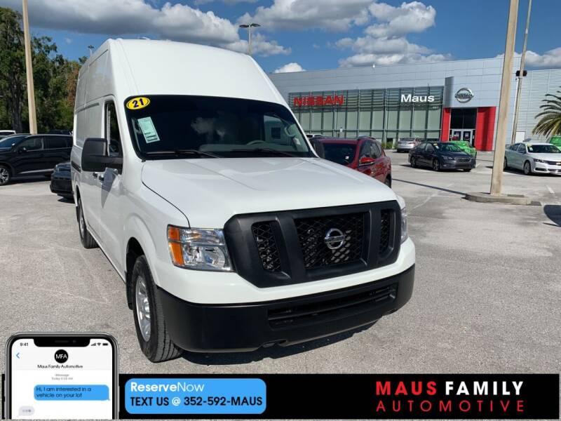 2021 Nissan NV Cargo for sale in Homosassa, FL