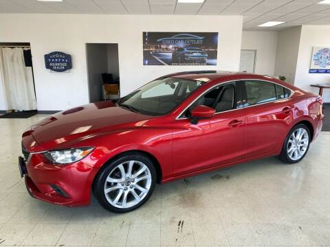 2015 Mazda MAZDA6 for sale at Used Car Outlet in Bloomington IL