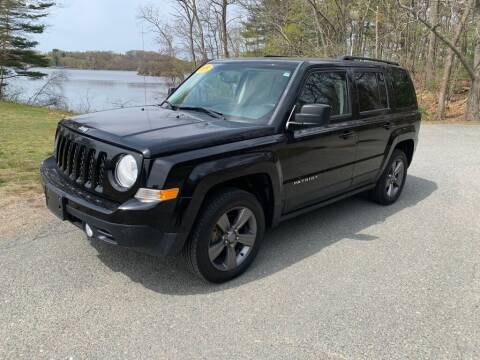 2015 Jeep Patriot for sale at Elite Pre-Owned Auto in Peabody MA