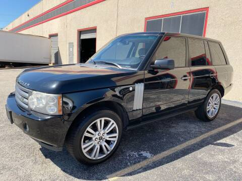 2006 Land Rover Range Rover for sale at EA Motorgroup in Austin TX