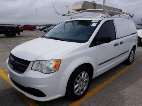 2014 RAM C/V for sale at HERMANOS SANCHEZ AUTO SALES LLC in Dallas TX