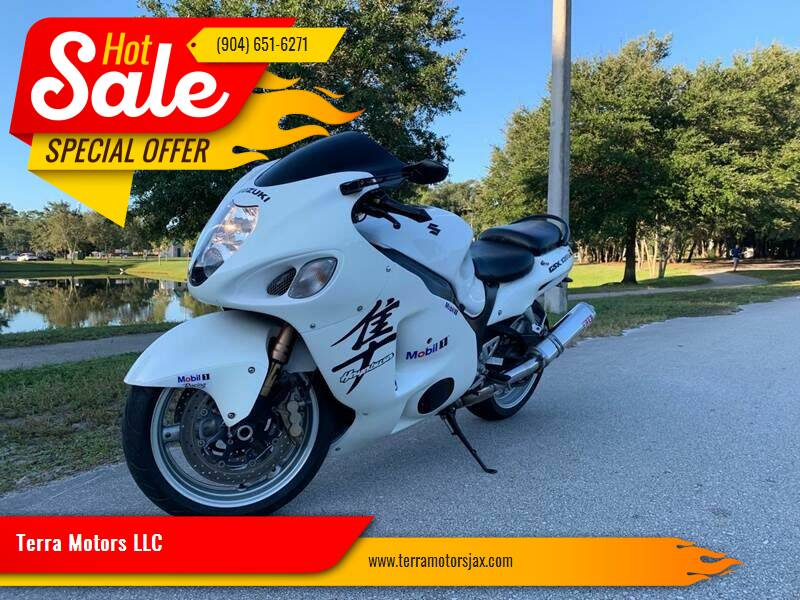 2006 Suzuki Hayabusa for sale at Terra Motors LLC in Jacksonville FL