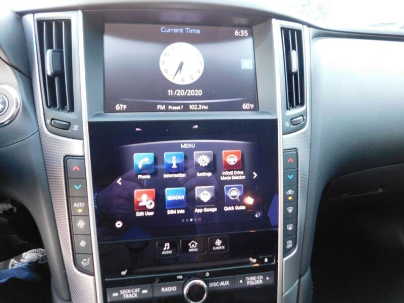 2015 Infiniti Q50 4dr Sedan - San Antonio TX