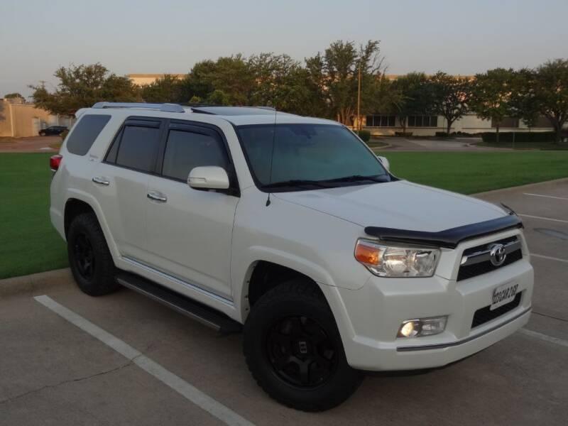 2010 Toyota 4Runner for sale at 123 Car 2 Go LLC in Dallas TX