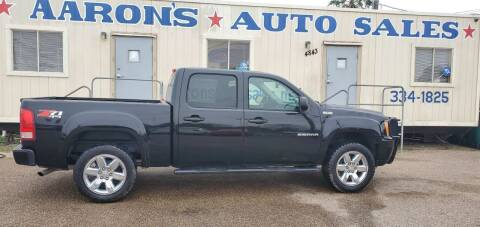 2012 GMC Sierra 1500 for sale at Aaron's Auto Sales in Corpus Christi TX