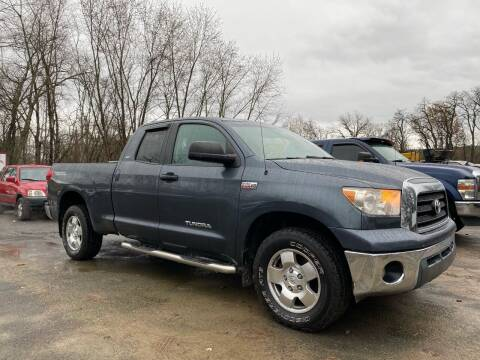 2008 Toyota Tundra for sale at D & M Auto Sales & Repairs INC in Kerhonkson NY