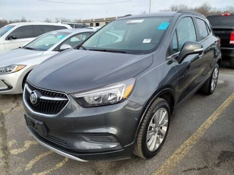 2017 Buick Encore for sale at Tim Short Chrysler in Morehead KY